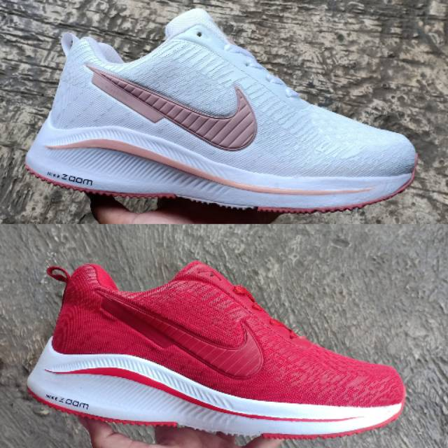Sepatu Nike Running Zoom Vegas 2020 Sepatu Sneakers Wanita Terbaru Shopee Indonesia