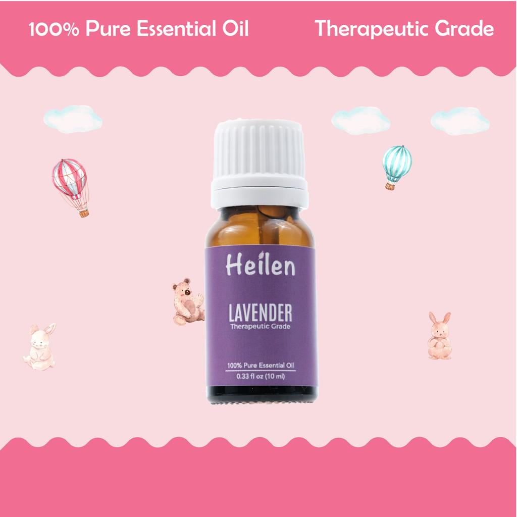 Lavender Heilen Essential Oil Bayi Tantrum Minyak Atsiri Aroma Terapi Diffuser Difuser Humidifier