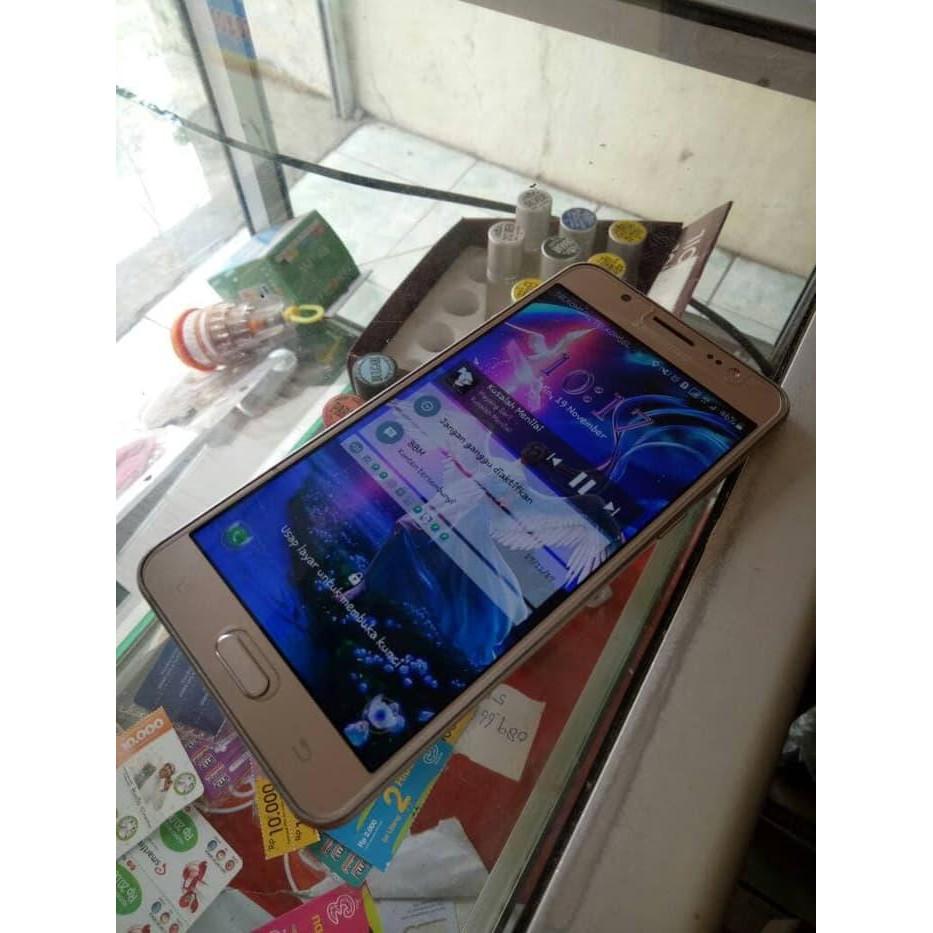 [Handphone Second] samsung j5 2016 - Kuning HP Bekas