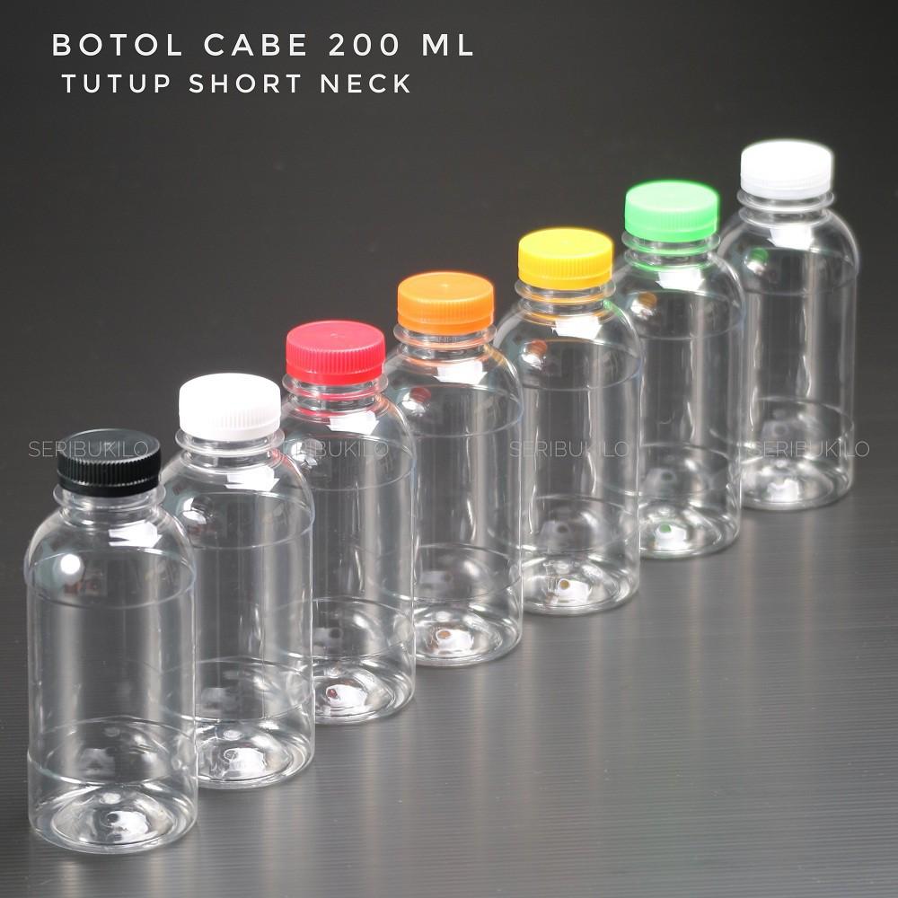 Toko Online Seribukilo Shopee Indonesia Botol 250 Ml Tutup Pump Natural
