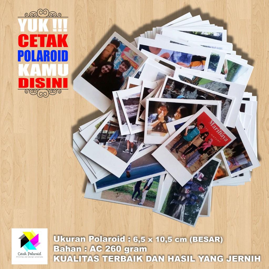 Penawaran Diskon Dan Promosi Dari Fotopolaroid27 Shopee Indonesia