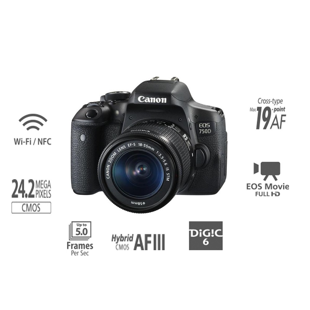 Canon Eos M10 Kit With Lens Ef M15 45mm Garansi Distributor Shopee 1 15 F 35 63 Is Stm Datascrip Hitam Indonesia