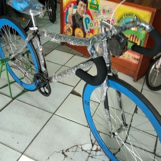 Sl Sepeda Fixie Stang Balap Shopee Indonesia