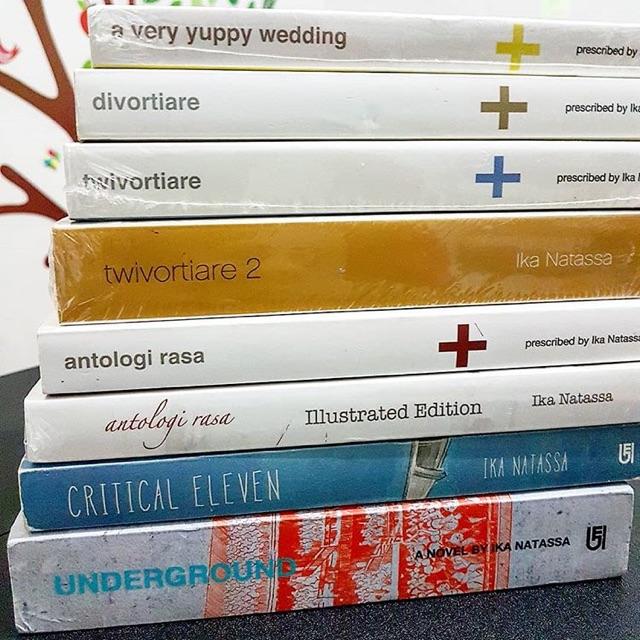 dapatkan harga novel sastra diskon shopee indonesia