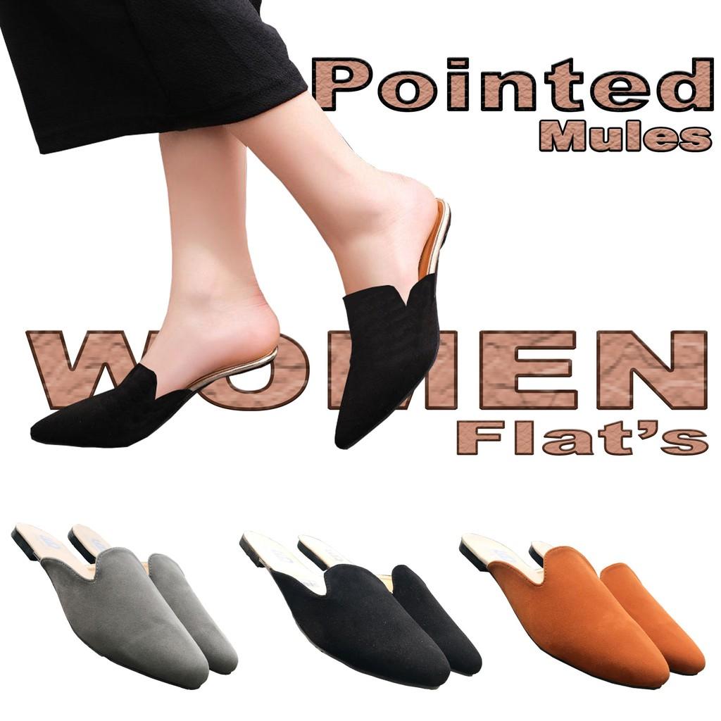 Sepatu Ankle Boots Wanita Kulit Sintetis   Boot Cewek BD01 Hitam Coklat  0c39294058