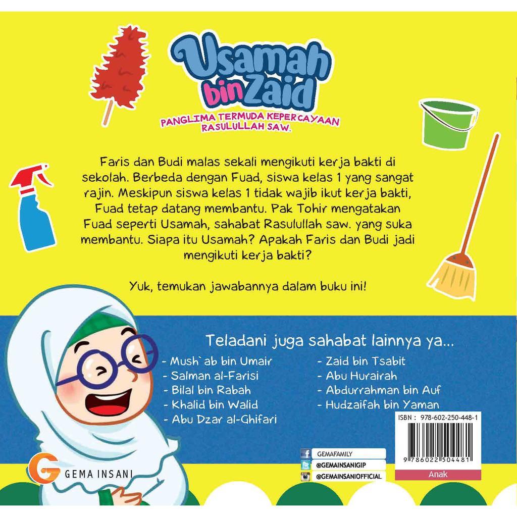 Seri Sahabat Rasulullah Usamah Bin Zaid Shopee Indonesia
