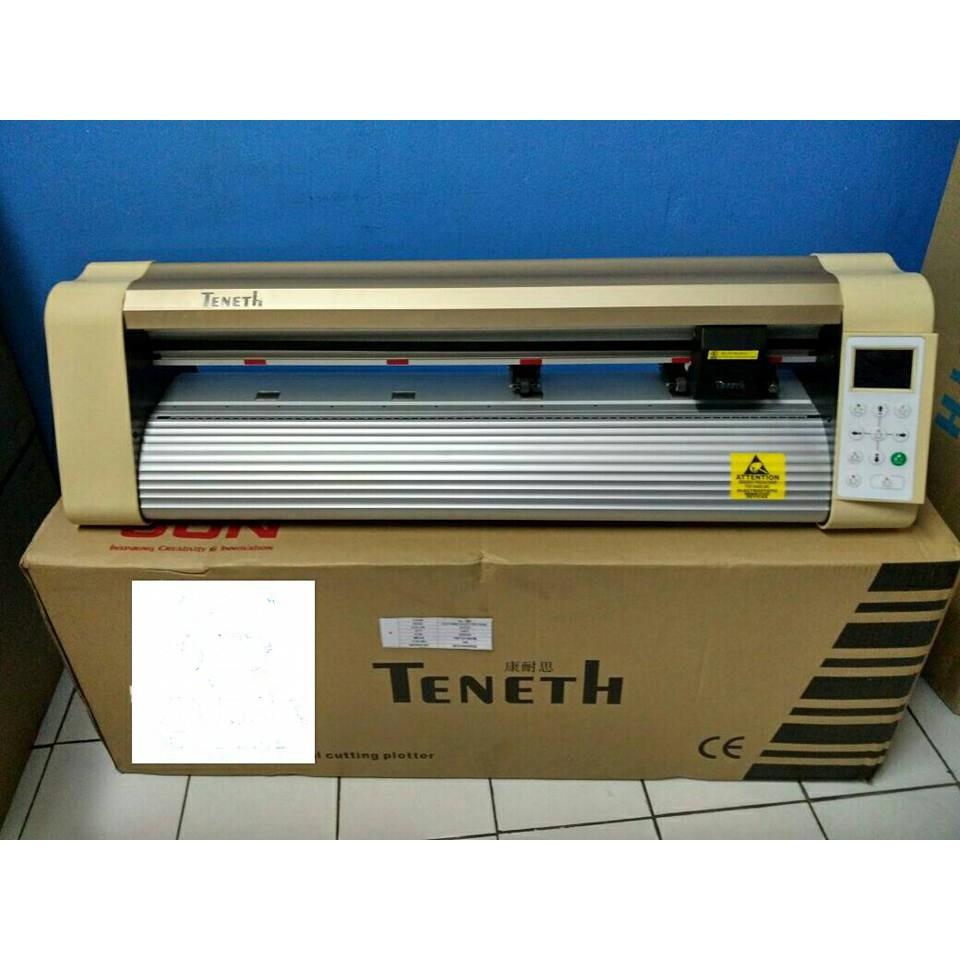 Mesin Cutting Plotter Jinka 361 Shopee Indonesia Roller Penjepit Sticker