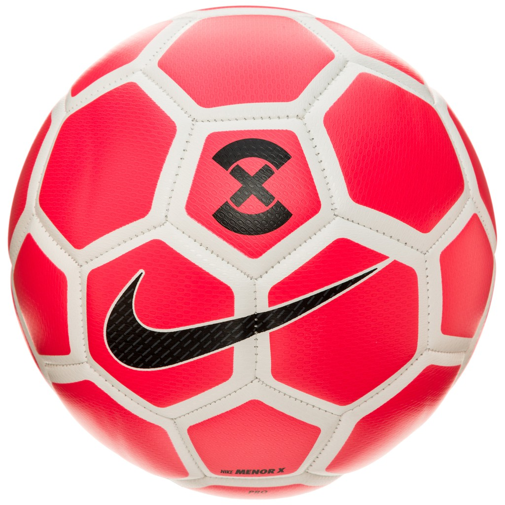 e0662b1c7e Nike Bola Futsal Hyper Crimson Menor X SC3039-809