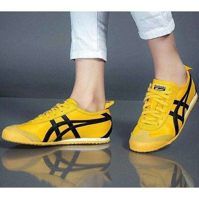 wholesale dealer e468a 086b4 Sepatu Asics Onitsuka Tiger Kill Bill Mexico 66