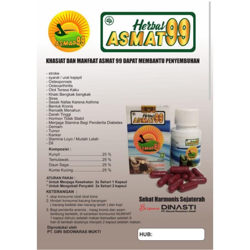Herbal asmat99