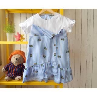 ID kimmy dress anak premium dress anak berkualitas dress katun jepang baju anak branded