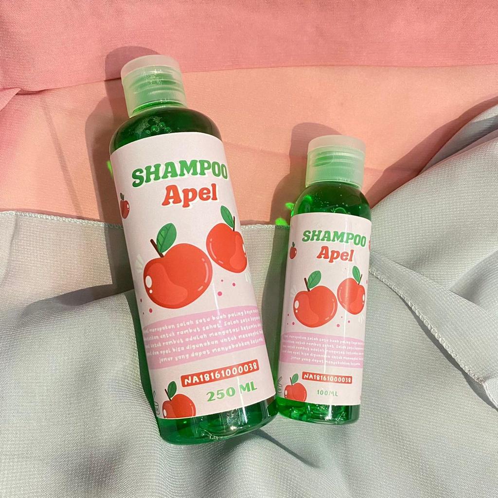 [BPOM] SHAMPO ALA SALON / SHAMPOO RAMBUT 250 ML BY ACL / SHAMPO MURAH AROMA BUAH-SHAMPO APEL