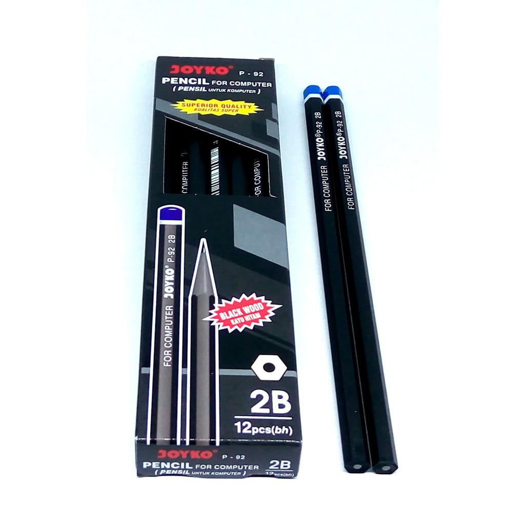 Pensil 2b P 98 Batik Joyko 12pcs Shopee Indonesia Gel Pen Gp 181 Batique 12 Pcs Tinta Hitam