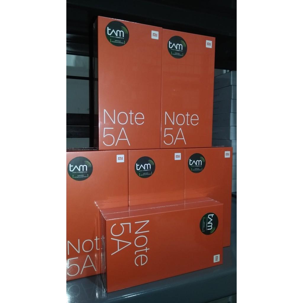 Garansi Resmi Tam Xiaomi Redmi Note 5a Ram 2gb Rom 16gb Global Xiomi Ram2 Official Shopee Indonesia