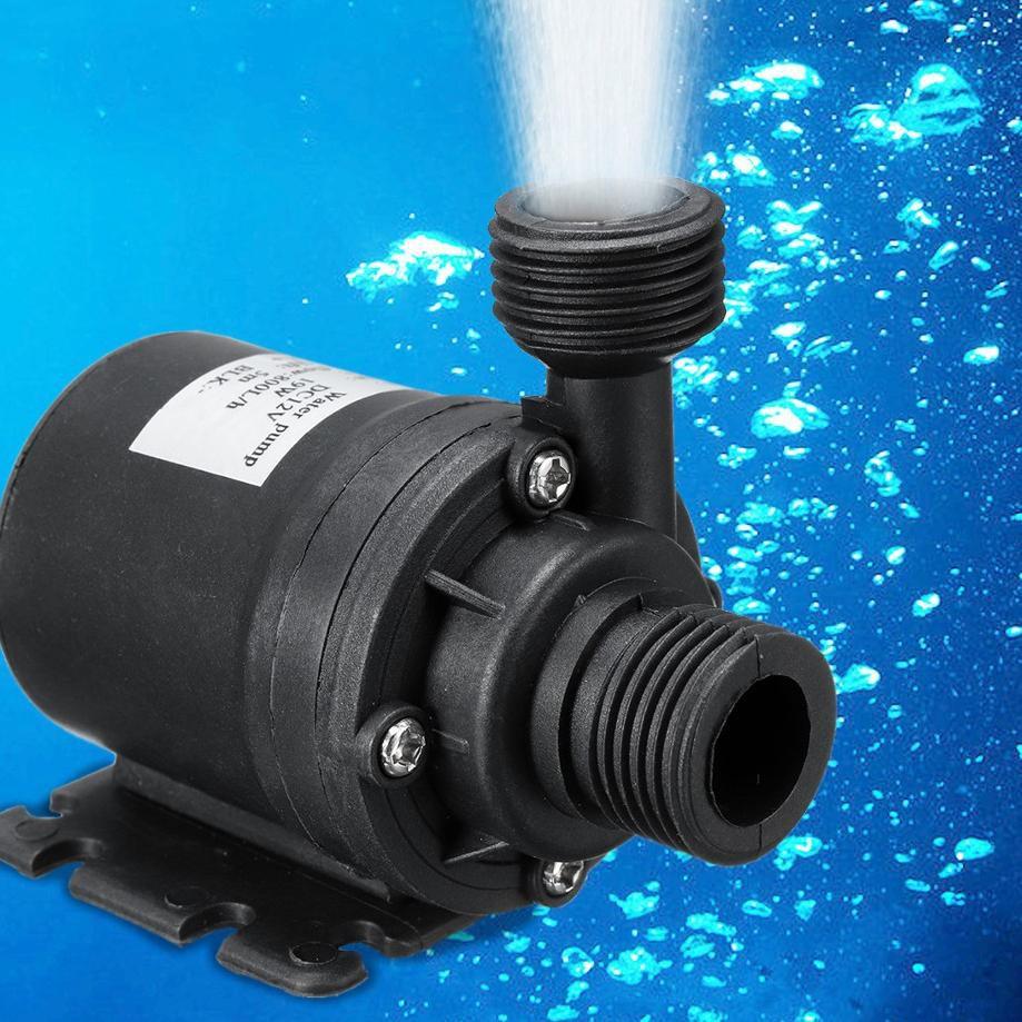 ¯0d Pompa 800L/H Air Mini Celup DC Submersible Brushless ...