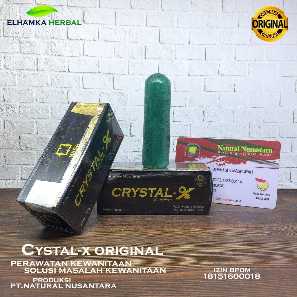 Penawaran Murah Crystal X Cristal Kristal Ncx Krystal Crytal New