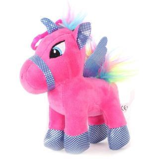 Boneka Plush Stuffed Bentuk Kuda Unicorn Untuk Dekorasi ...