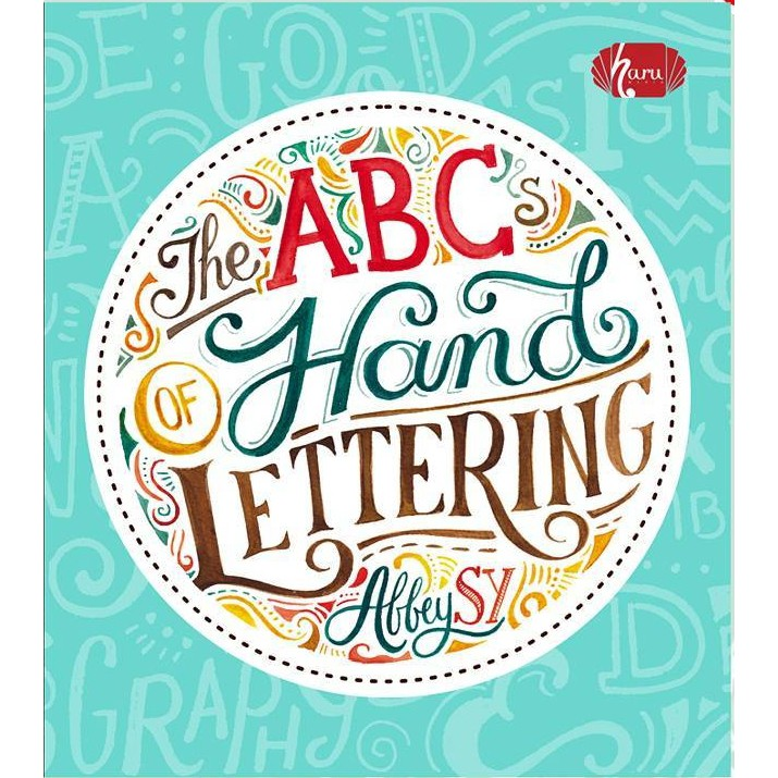 Buku THE ABCs HAND OF LETTERING by ABBEY SY