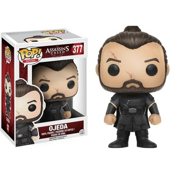 ASSASSIN/'S CREED Film Ojeda Pop Figura in vinile