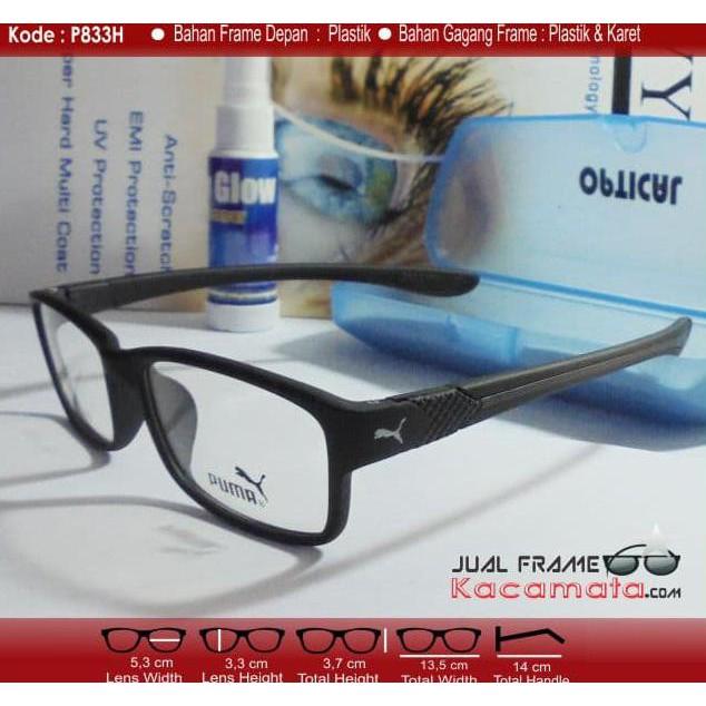 8dd81b1039 Terbaik   Kacamata 3D   Kaca Mata   Glasses Nvidia Frame Plastik Vision Red  Cyan %