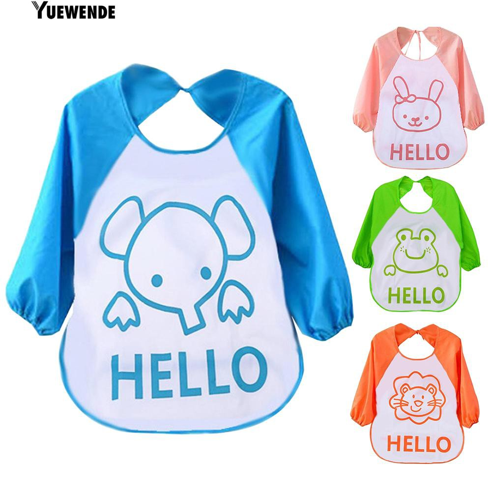 7pc Bayi Oto Kartun Anak Bibs Bayi Burp Kain Handuk Makan Aksesoris Eating Towels Burp Cloths