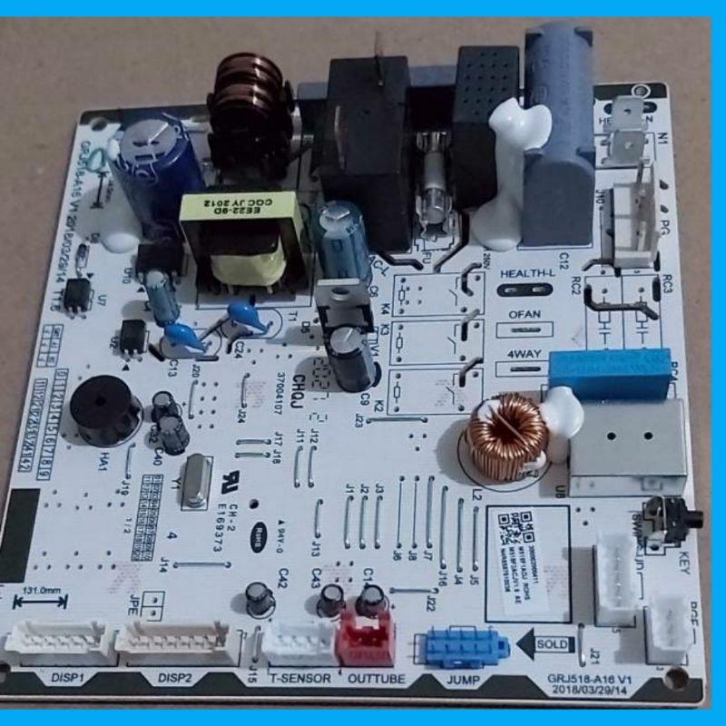 Modul pcb indoor ac sharp standar R32 UCY 1/2PK 1PK NEW ORIGINAL SHARP