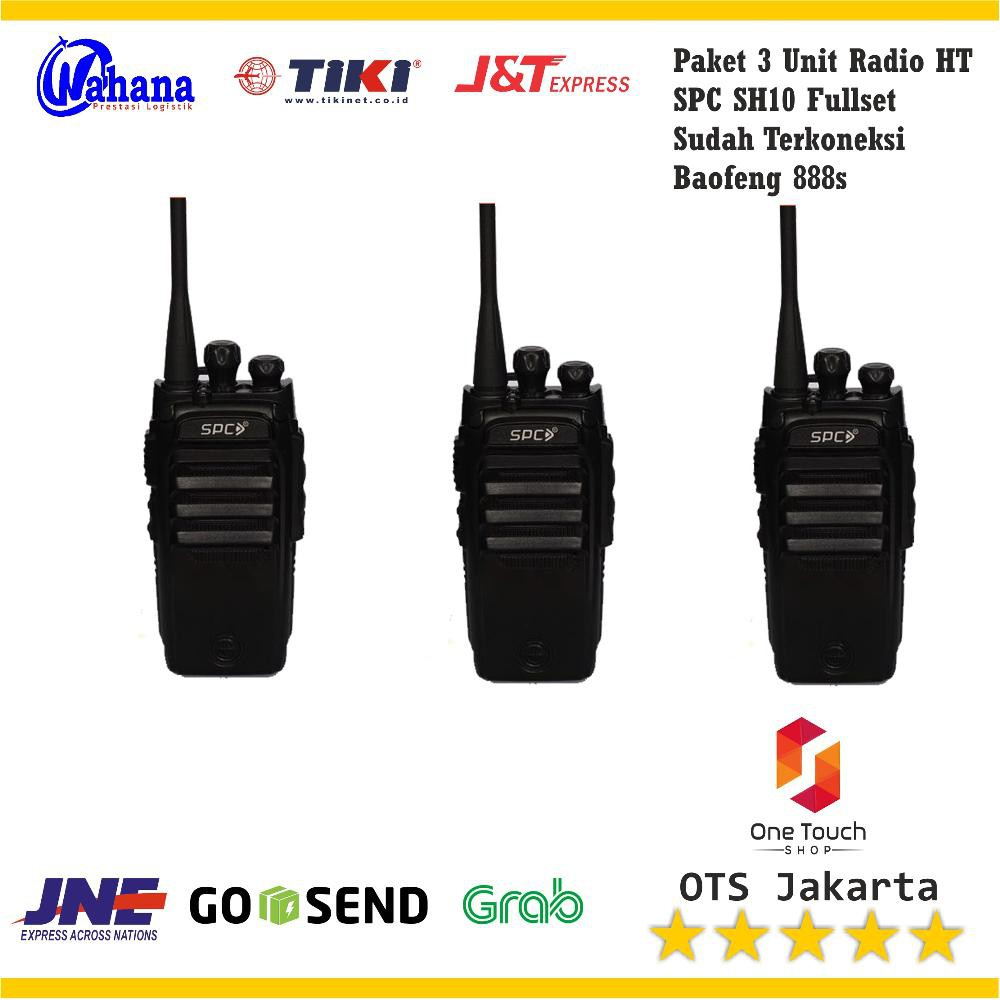 Paket 6 Unit Handy Talky Walkie Talkie Radio Ht Spc Sh 10 Uhf Mini Uv 3r Baofeng Dual Band Uv3r Vhf Bf Taffware Sama Bagus Dengan 888s 777s 666 Shopee Indonesia