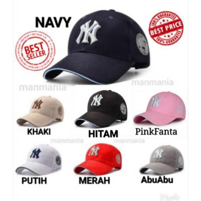 Topi Baseball Premium Sydney I Topi Cowok I Topi pria I Topi Cewek I Grosir  Topi  41c3aec9d4