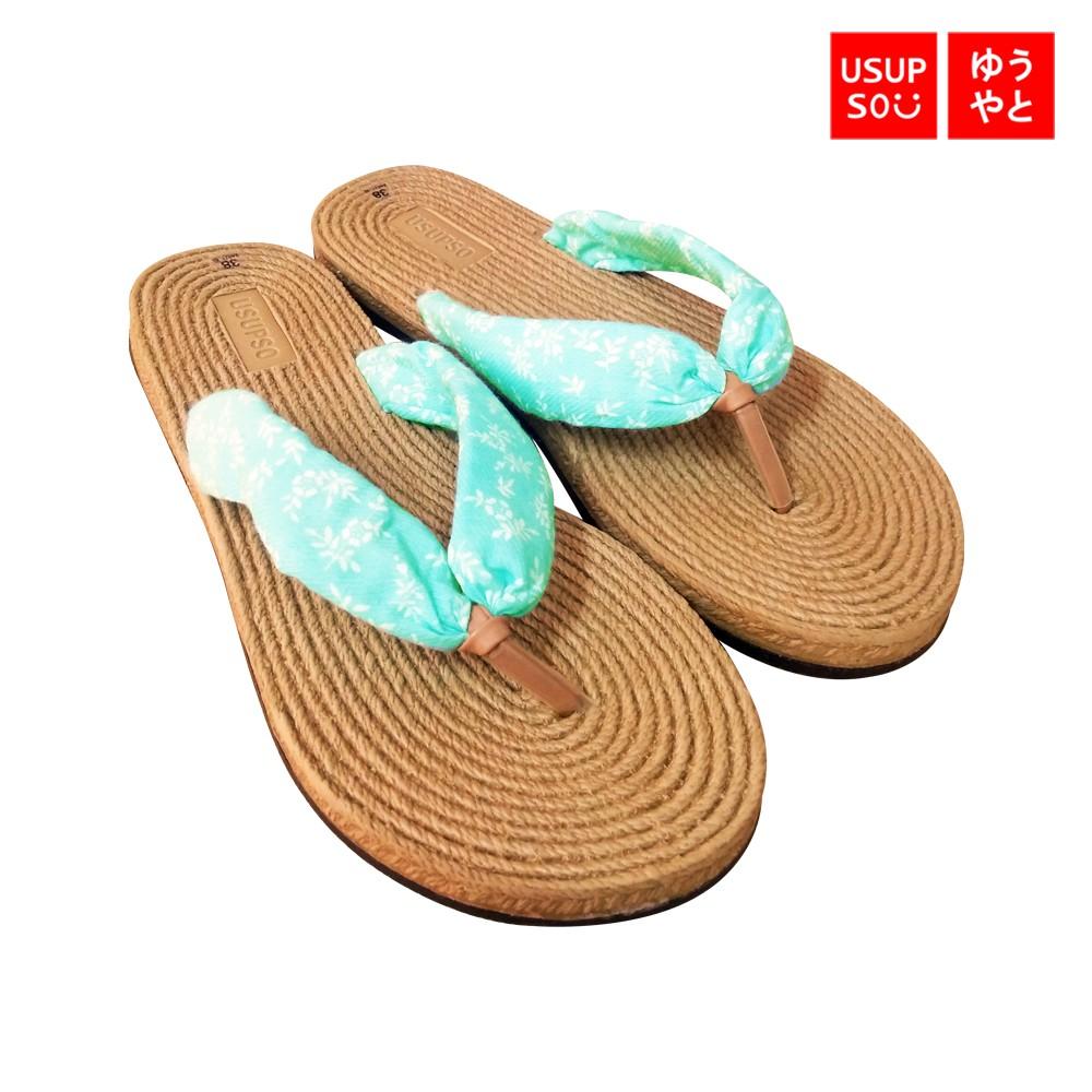 Usupso Color Block Wood Grain Mens Flip Flop Sandal Jepit Shopee Love Tri Fold Umbrella Silver Payung Indonesia