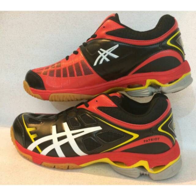 Sepatu Volley Voli Volly Professional Ballistic MD X  cf276f20ad