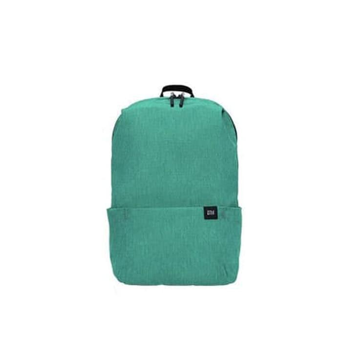 Xiaomi Trendy Solid Color Backpack Water Resistant Tas Punggung Ransel   Shopee Indonesia