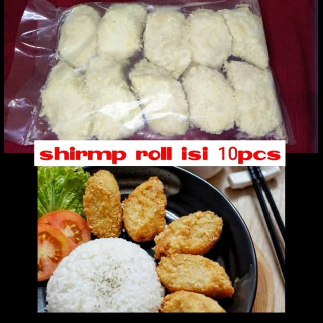 Shrimp Roll Udang Gulung Telur Shopee Indonesia
