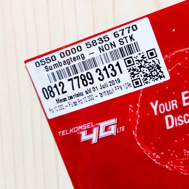 Nomor Cantik SIMPATI 4G LTE TELKOMSEL KARTU PERDANA NOCAN Murah Meriah Super NOMER Panca Dua 222222 | Shopee Indonesia