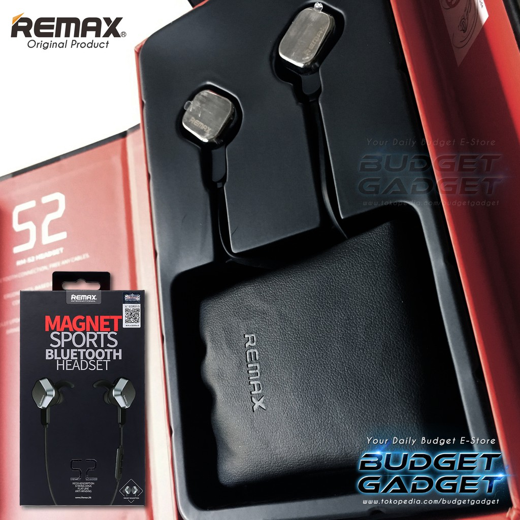 Remax Sport Bluetooth Earphone Rb S5 Elegant Rc Shopee Indonesia Clip On Receiver T12 White Putih