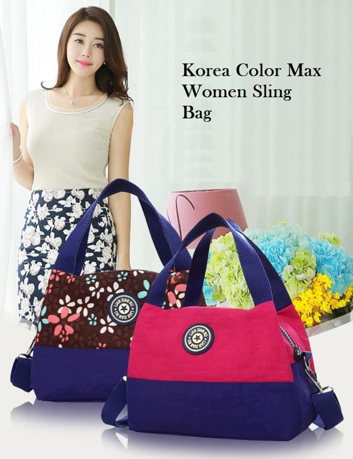 tas selempang wanita murah kekinian Max Women | Shopee ...