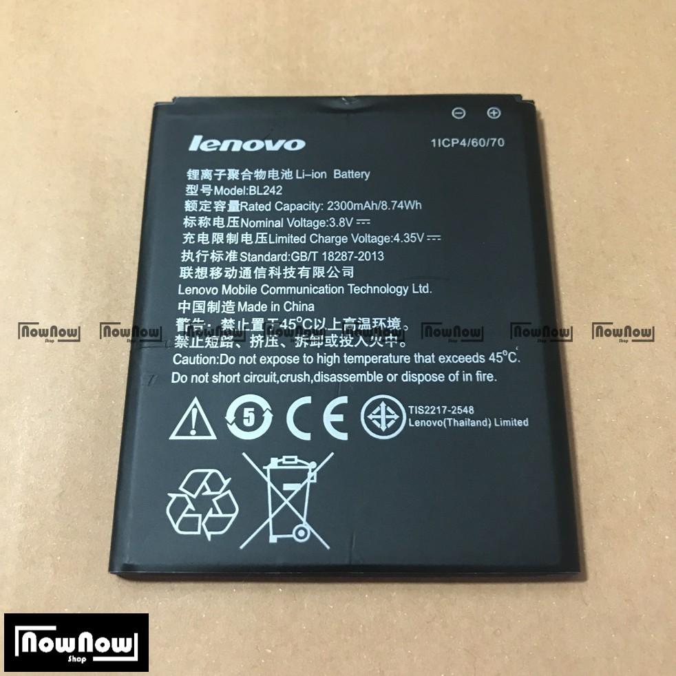Baterai Lenovo A6000 A6010 A6000 Bl242 Original Batre Battery Shopee Indonesia