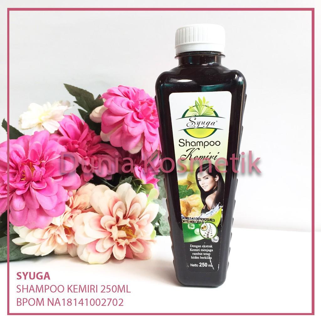 Syuga BMKS Shampoo Kemiri / BPOM NA18141002702 100% Original   Shopee Indonesia
