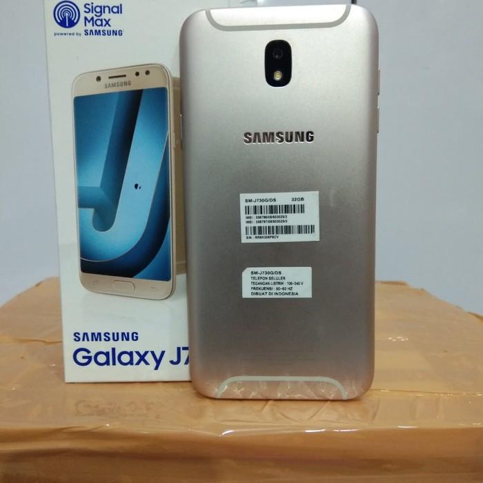 Samsung J7pro Ram 3 Rom 32Gb ( SECOND )