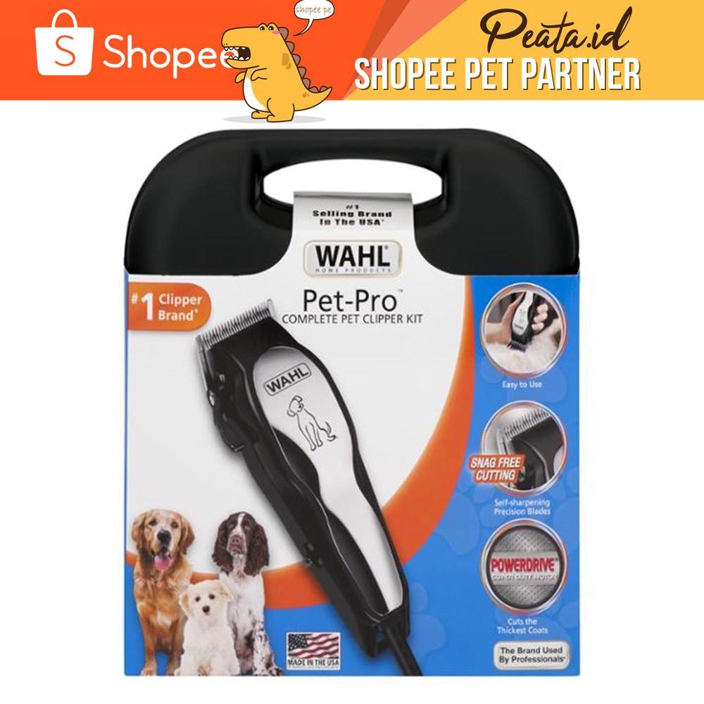 Best Promo Pet Clipper Kemei Km-107 Alat Mesin Cukur Bulu Kucing Anjing  Hewan Pel 87c010efe5