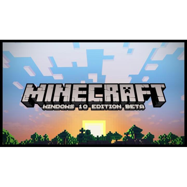 Windows For Sale >> Hot Sale Minecraft Windows 10 Edition Pc Cd Key