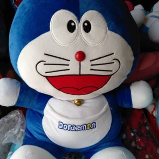 Boneka Doraemon Super Jumbo Big Size Giant Boneka Boneka Dora Emon Shopee Indonesia