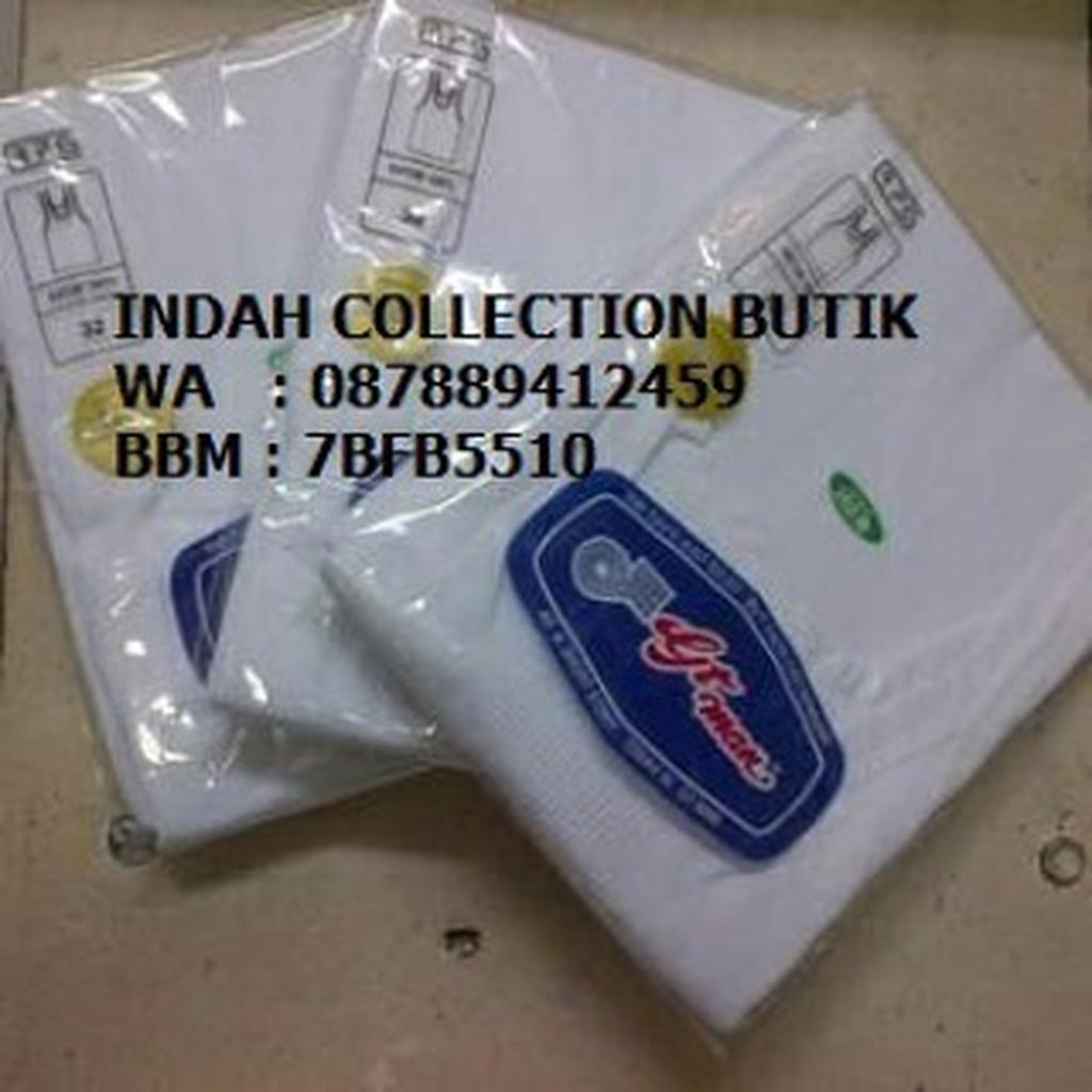 Tangtop Pria Gt Man Putih Plastik Hijau Kaos Dalam Gtman Pakaian Oblong Hitam Singlet Shopee Indonesia