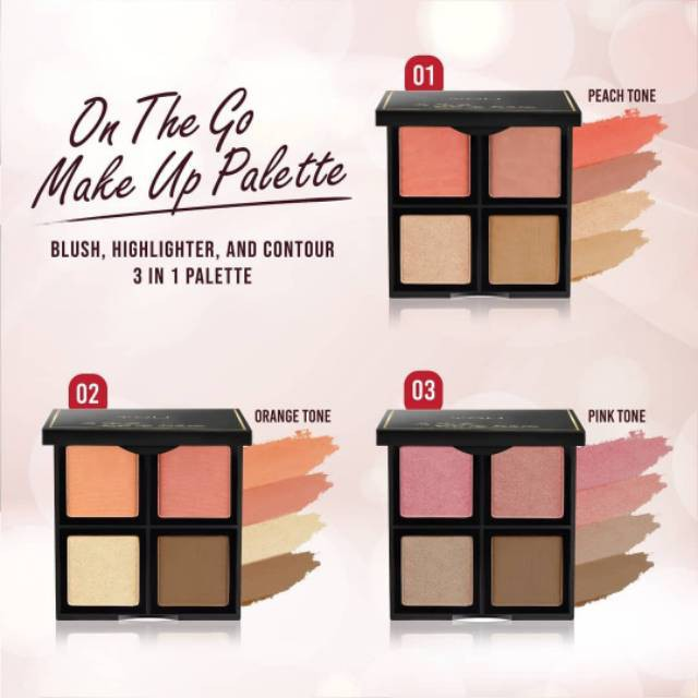 You Basic Collection On The Go Makeup