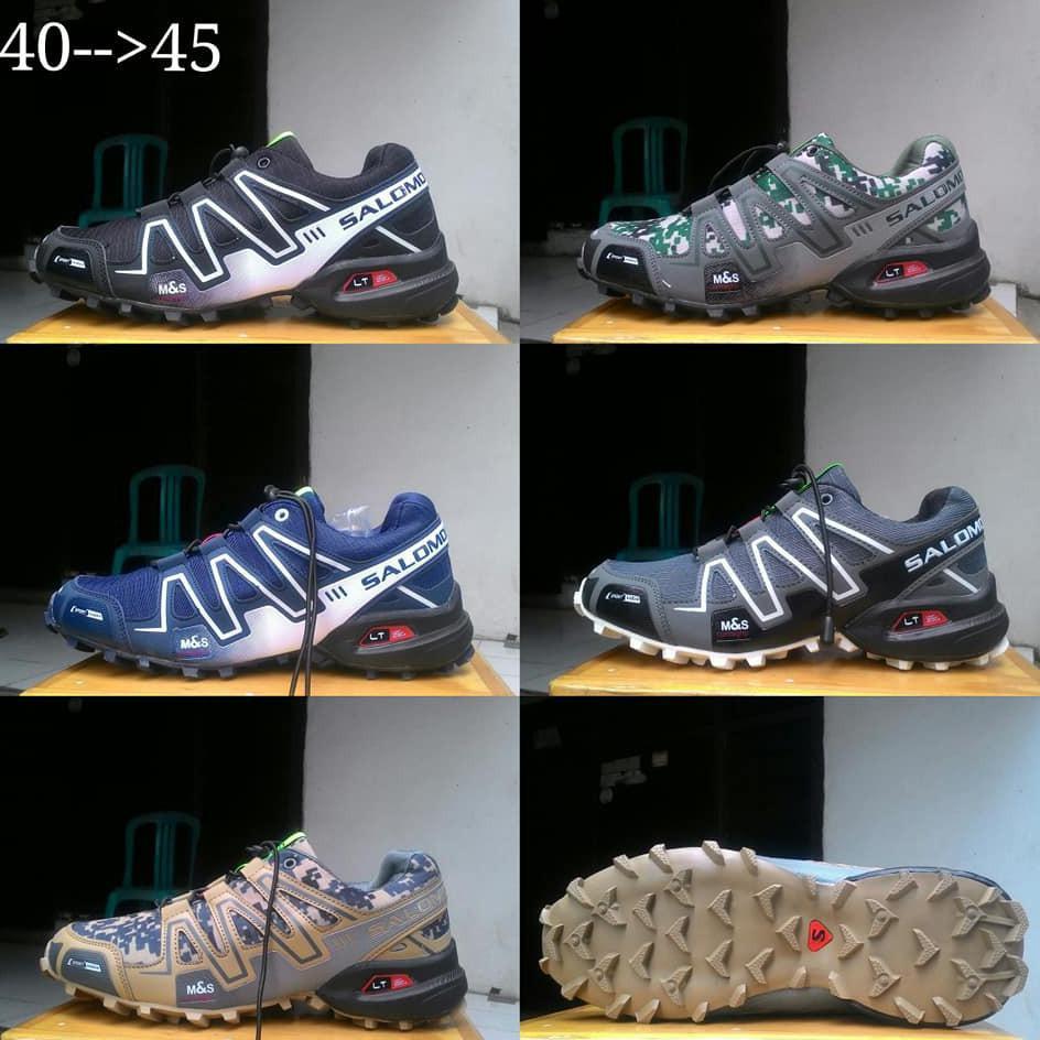 Sepatu Pria Salomon Import Sepatu Adidas Salomon Speedcross