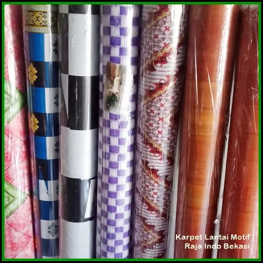 Karpet Meteran Kualitas Bagus Three Horses Karpet Plastik