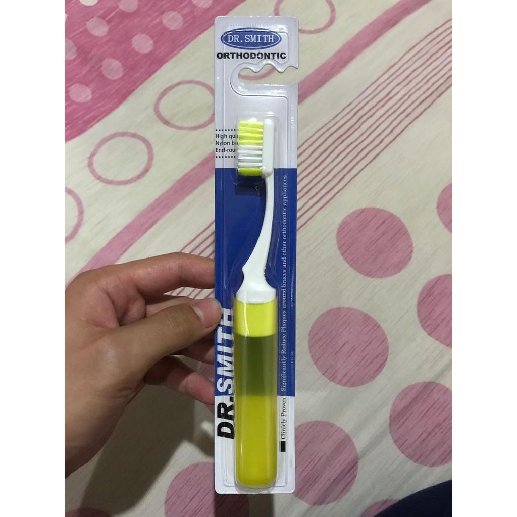 dental kit   Sikat Gigi Ortho (set) Dr. Smith - untuk pengguna behel ... 3aeaac6071