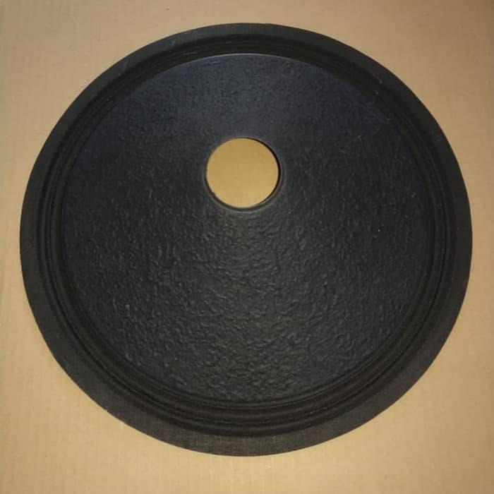 Speaker / Daun Cones Speaker Fullrange 15 Inch Kulit Jeruk Tebal / Daun 15 Inch