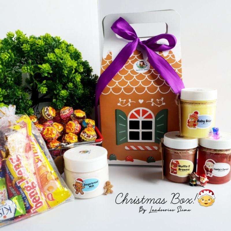 Christmas Box by Landseries Slime