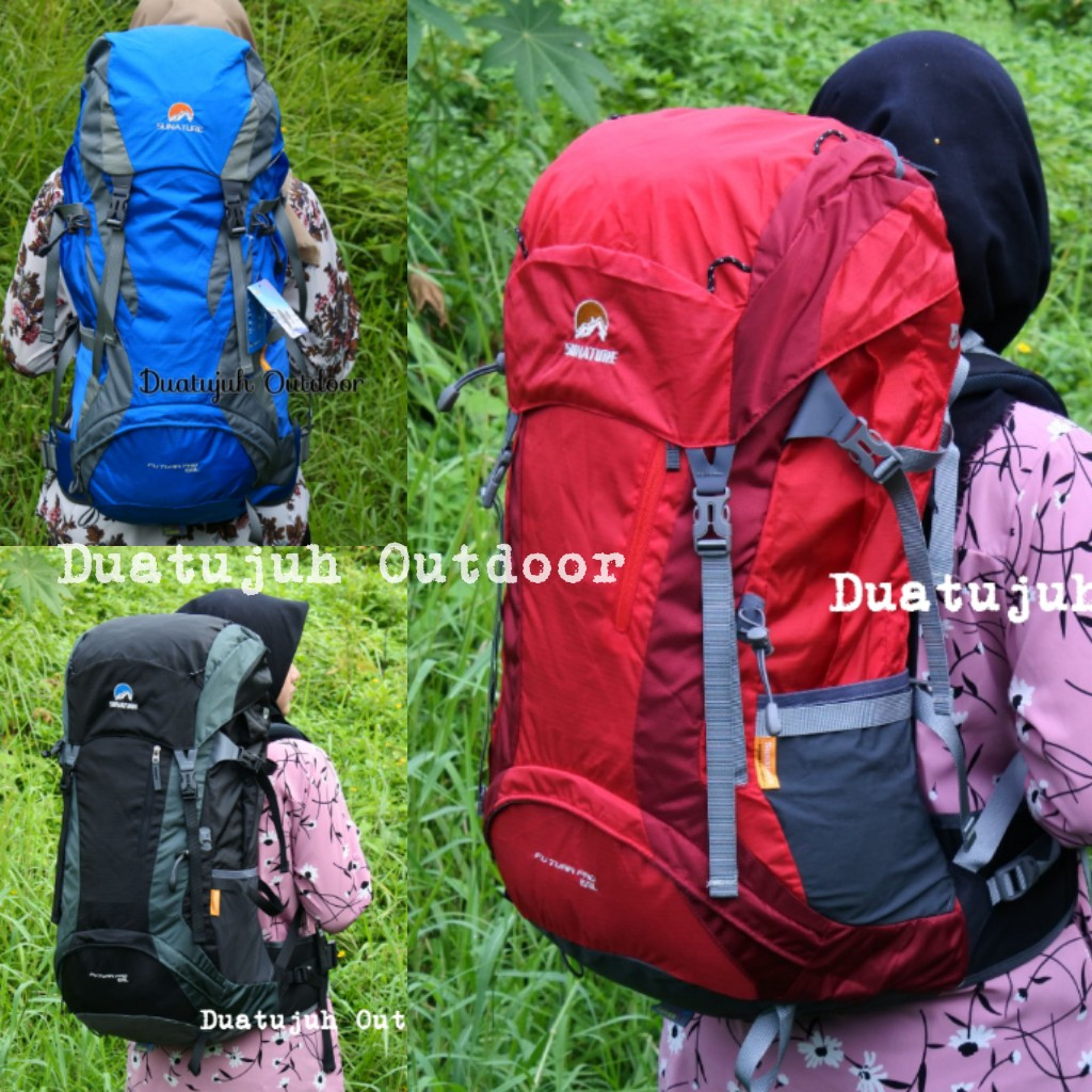 1dc9ae624c3 Tas gunung /carrier the north face Jonction 60l + 10l series women(free  rain cover) | Shopee Indonesia
