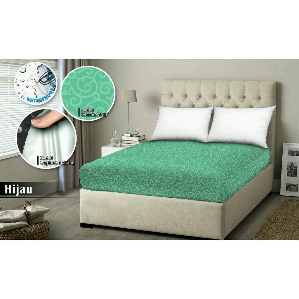 Terbaaik Terbaaik Monalisa Bed Cover set + Sprei Uk 120 Motif Magnolia Terbatass K807 | Shopee Indonesia